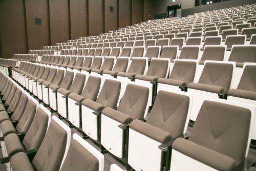 劇場の風景
